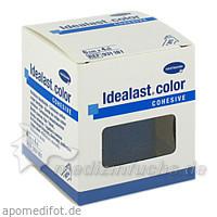 IDEALAST Color cohesive Binde 6 cmx4 m blau, 1 ST, Paul Hartmann AG