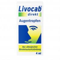 Livocab direkt Augentropfen 4ml, 4 ML, Johnson & Johnson GmbH (Otc)