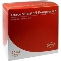 VLIESSTOFFKOMPRESSEN 10x10CM STERIL 4FACH, 25X2 ST, Dr. Ausbüttel & Co. GmbH