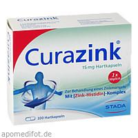 Curazink, 100 ST, STADA Consumer Health Deutschland GmbH