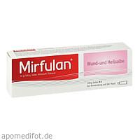 MIRFULAN WUND HEILSALBE, 100 G, Recordati Pharma GmbH