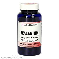 Zeaxanthin 6mg GPH Kapseln, 90 ST, Hecht-Pharma GmbH