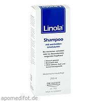 Linola Shampoo, 200 ML, Dr. August Wolff GmbH & Co. KG Arzneimittel