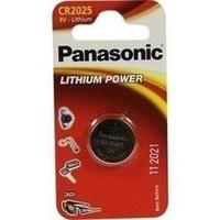 Batterie Lithium 3V/CR 2025, 1 ST, Vielstedter Elektronik