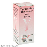 Myrrhentinktur Hofmann's, 50 ML, Hofmann & Sommer GmbH & Co. KG