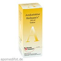 Arnikatinktur Hofmann's, 100 ML, Hofmann & Sommer GmbH & Co. KG