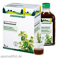 BRENNNESSELSAFT SCHOENENBERGER, 3X200 ML, Salus Pharma GmbH