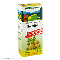 KARTOFFELSAFT SCHOENENBERGER, 200 ML, Salus Pharma GmbH