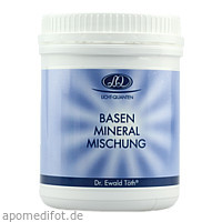 BASEN MINERAL MISCHUNG LQA 500g, 500 G, Apozen Vertriebs GmbH