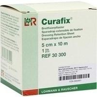 Curafix Fixierpflaster 5cmx10m, 1 ST, Junek Europ-Vertrieb GmbH