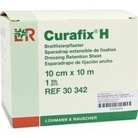 Curafix H Fixierpflaster 10cmx10m, 1 ST, Bios Medical Services GmbH