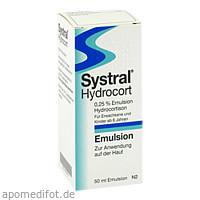 Systral Hydrocort Emulsion, 50 ML, Meda Pharma GmbH & Co. KG