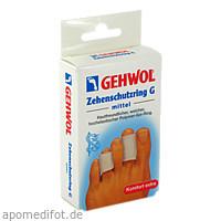 GEHWOL Polymer-Gel Zehenschutzring G mittel, 2 ST, Eduard Gerlach GmbH