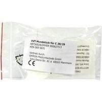 OMRON Vernebler VVT Mundstück für C28/29, 1 ST, Hermes Arzneimittel GmbH
