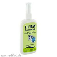 Insektenschutz Spray Effitan, 100 ML, alva naturkosmetik GmbH & Co. KG
