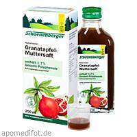 GRANATAPFEL MUTTERSAFT SCHOENENBERGER, 200 ML, Salus Pharma GmbH