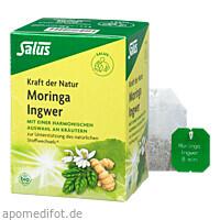 Moringa Ingwer Kräutertee Kraft der Natur Salus, 15 ST, Salus Pharma GmbH