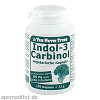 Indol-3 Carbinol 250mg vegetarische Kapseln, 120 ST, Hirundo Products