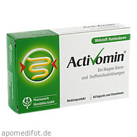 Activomin, 60 ST, INSTITUT ALLERGOSAN Deutschland (privat) GmbH