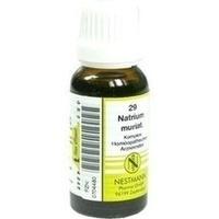 NATR MURIAT KOMPL NESTM 29, 20 ML, Nestmann Pharma GmbH