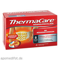 ThermaCare Rückenumschläge S-XL z.Schmerzlinderung, 4 ST, Angelini Pharma Deutschland GmbH