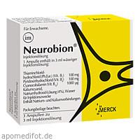 NEUROBION, 3X3 ML, WICK Pharma - Zweigniederlassung der Procter & Gamble GmbH