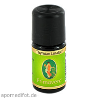THYMIAN LINALOL kbA, 5 ML, Primavera Life GmbH