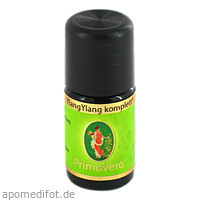 YLANG-YLANG KOMPLETT kbA, 5 ML, Primavera Life GmbH