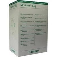 Medicare Bag 2000ml unst.m.90cm Schlauch u. Ablauf, 10 ST, B. Braun Melsungen AG