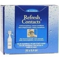 Refresh Contacts, 20X0.4 ML, Allergan GmbH