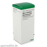 NUX VOMICA HOMACCORD, 100 ML, Biologische Heilmittel Heel GmbH