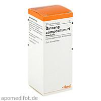 Ginseng compositum N, 30 ML, Biologische Heilmittel Heel GmbH