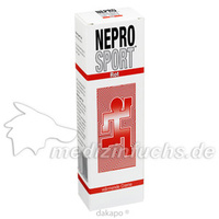 Nepro Sport rot, 100 ML, Nestmann Pharma GmbH