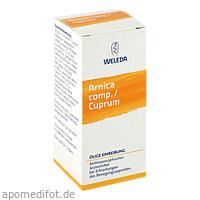 ARNICA COMP CUPRUM, 50 ML, Weleda AG