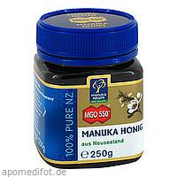 MANUKA-Honig MGO 550+, 250 G, Neuseelandhaus GmbH