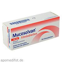 Mucosolvan Filmtabletten 60mg, 50 ST, Sanofi-Aventis Deutschland GmbH
