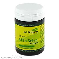 ACE Selen Kapseln, 100 ST, Allcura Naturheilmittel GmbH
