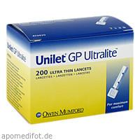 UNILET Comfortouch, 200 ST, Owen Mumford GmbH