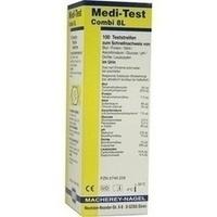 Medi Test Combi 8L, 100 ST, Macherey-Nagel GmbH & Co. KG