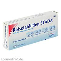 REISETABLETTEN STADA, 10 ST, STADA Consumer Health Deutschland GmbH