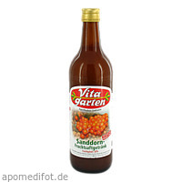 Vitagarten Sanddorn Fruchtsaftgetränk, 750 ML, Obstsaftkelterei