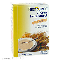RESOURCE 7-Korn InstantBrei, 2X300 G, Nestle Health Science (Deutschland) GmbH