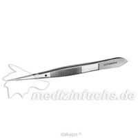 Pinzette Splitter spitz rostfrei 13cm, 1 ST, Careliv Produkte Ohg