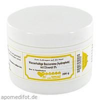 Wasserhaltige Basiscreme(hydrophob)mit 5%Olivenöl, 200 G, Pharmachem GmbH & Co. KG