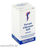 Ferrum Sidereum D20, 80 ST, Weleda AG