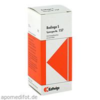 Synergon Kompl Badiaga S Nr.157, 50 ML, Kattwiga Arzneimittel GmbH
