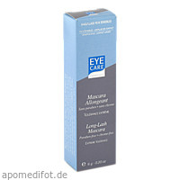 Eye Care Mascara Wimpernverlängernd tiefschwarz, 6 G, Eye Care