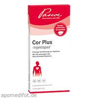 COR PLUS-Injektopas flüss. Verdünnung z. Injekt, 10 ST, Pascoe pharmazeutische Präparate GmbH