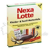 Nexa Lotte Kleider-&Textil-Mottenfalle, 2 ST, Evergreen Garden Care Deutschland GmbH