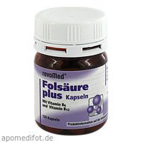 Folsäure Plus Kapseln, 120 ST, Allpharm Vertriebs GmbH